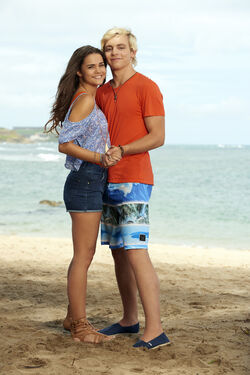 Mack and Brady Teen Beach 2 Promotional Picture