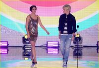 Teen Choice Awards 2013 Ross and Maia (2)