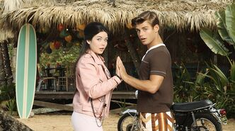 Lela and Tanner promotional