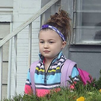 Photo of Amber Portwood & her Daughter Leah Leann Shirley