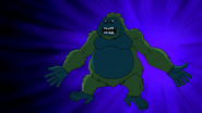 Beast Boy as Orangutan