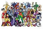 Teen Titans+honarary