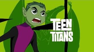 Teen Titans - Intro -1080p-