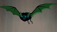 Beast Boy as Bat