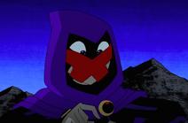 Raven X'ed