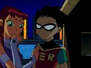 Teen Titans Robin and Starfire 92928121