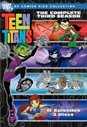 The Complete Third Season DVD Cover