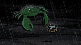 Beast Boy as Crab
