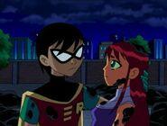 Teen Titans Robin and Starfire 83048306345285