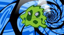 Beast Boy as an Amoeba