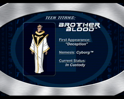 2. Brother Blood