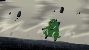 Beast Boy as Gopher