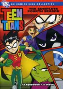 The Complete Fourth Season DVD Cover