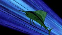 Beast Boy as Sailfish