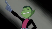 Beast Boy's history lesson
