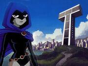 Teen titan raven by xsetus-d4conma