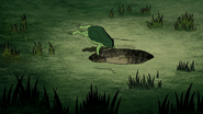 Beast Boy as Toad