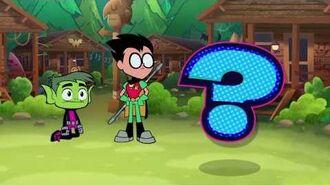 Cartoon Network - Teen Titans Go! - Meet the 6th Titan Promo (May 27, 2019)