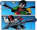 Robin vs Ravager