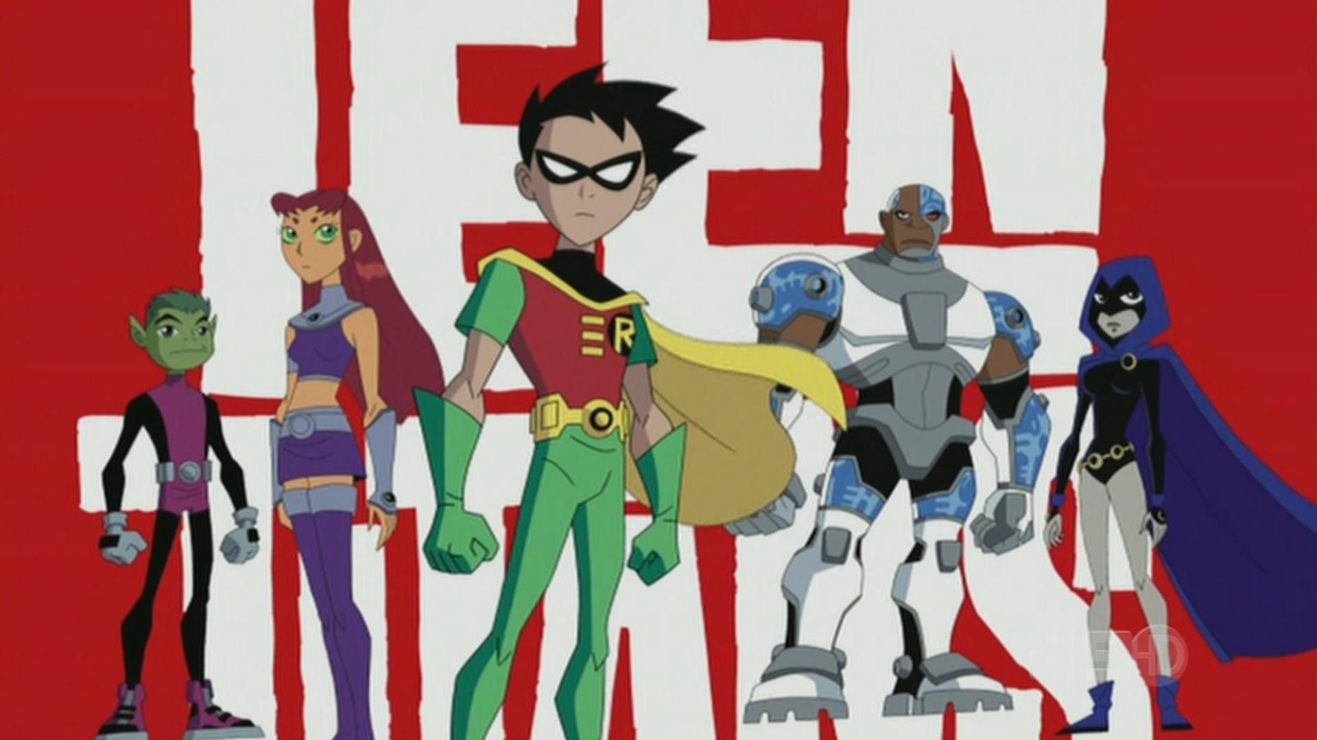 Lista De Episodios De Jovens Titas Wiki Teen Titans Fandom