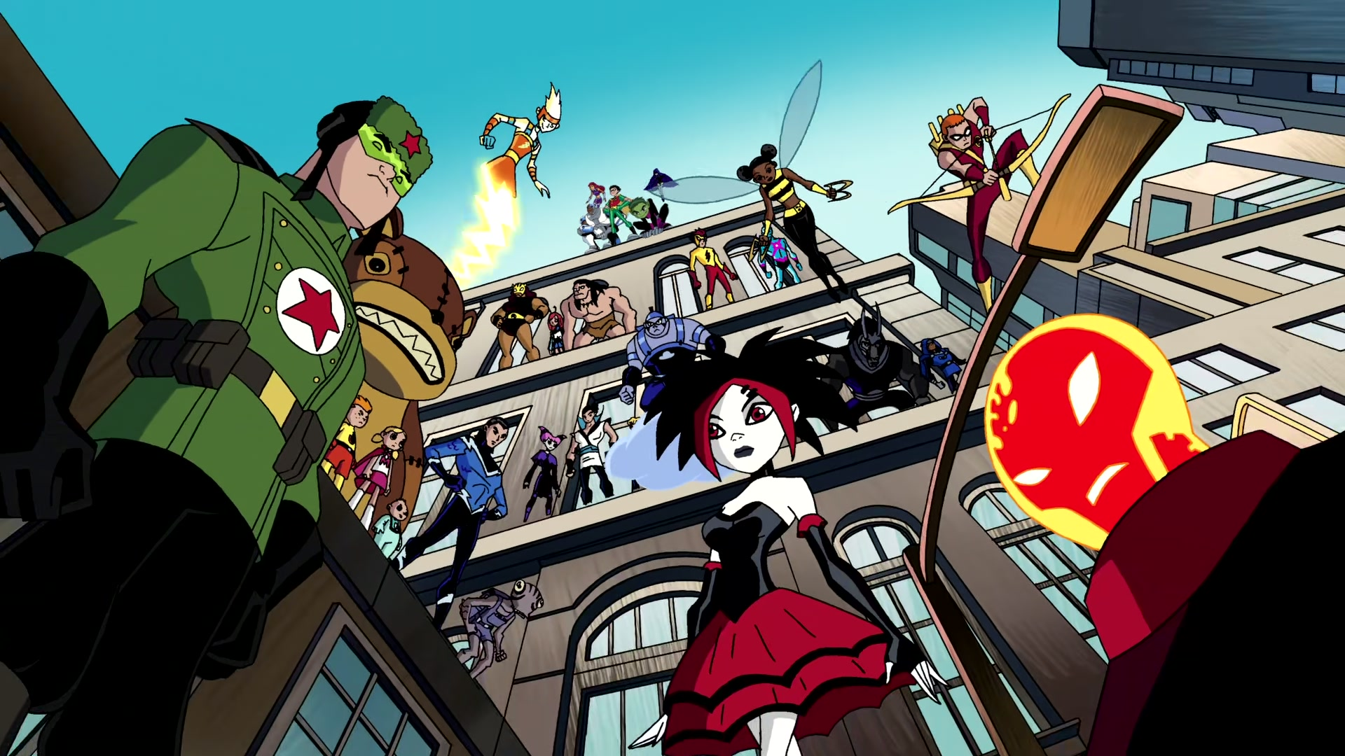 Teen Titans  Teen Titans Wiki  Fandom Powered By Wikia-4075