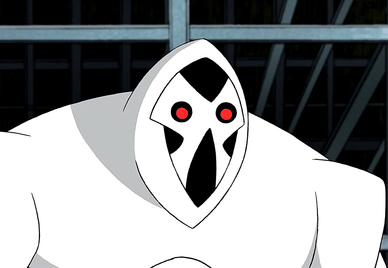 White Monster  Teen Titans Wiki  Fandom Powered By Wikia-7483