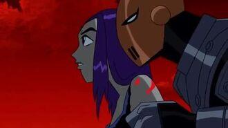 Teen Titans (Birthmark) Raven's Future