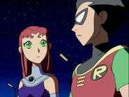 Teen Titans Robin and Starfire 9392020412
