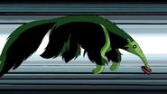 Beast Boy as Anteater