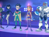 Teen Titans Go! vs. Teen Titans/Gallery