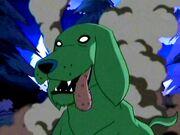 Teen Titans - Soto's Dog
