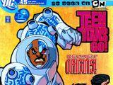 Biography of a Beast Boy/Cyborg's Story