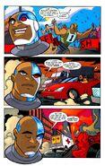 Cyborg's Story 5