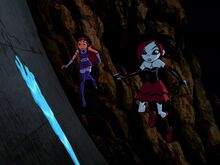 Argent and Starfire together