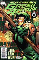 Green Arrow 60 kapak