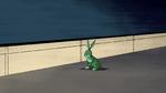Beast Boy as Rabbit
