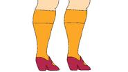 Velma Dinkley's Shoes 13
