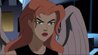 Hawkgirl Justice League Unlimited2