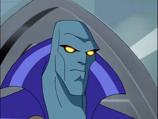 Martian Manhunter (Justice League)