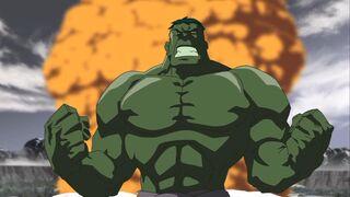 Hulk (Hulk vs. Wolverine)