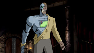 Metallo (Justice League Unlimited)