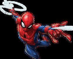 Spider-Man Transparent2