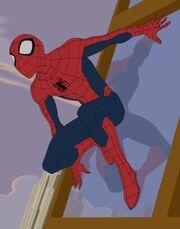 Peter Parker (Earth-TRN633) from Marvel's Spider-Man Origin Season 1 6 001