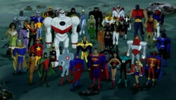Justice League (Justice League Unlimited)