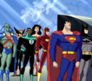 Founding Justice Leaguers