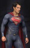 Superman de la nueva pelicula