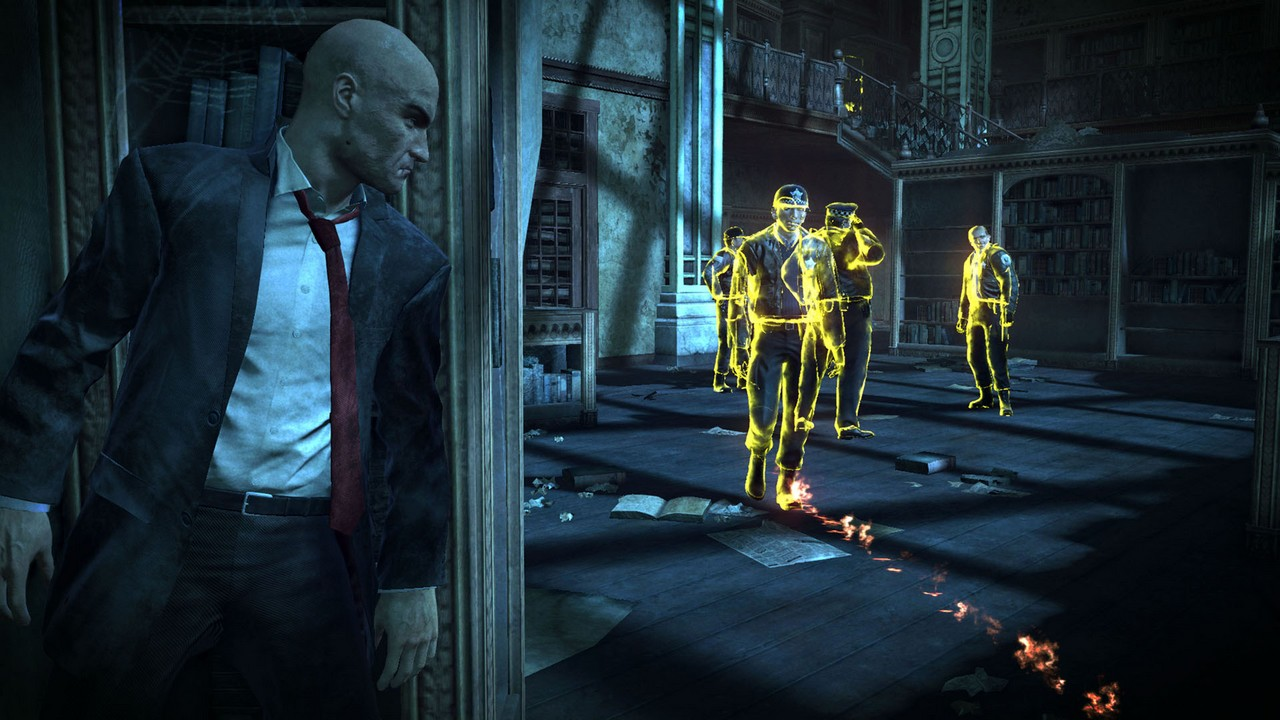 Download Hitman Absolution Game For Pc Highly Compressed