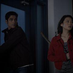 Kira et Scott