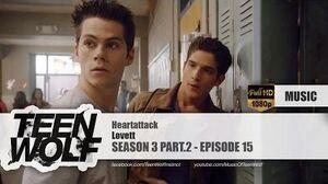 Lovett - Heartattack Teen Wolf 3x15 Music HD