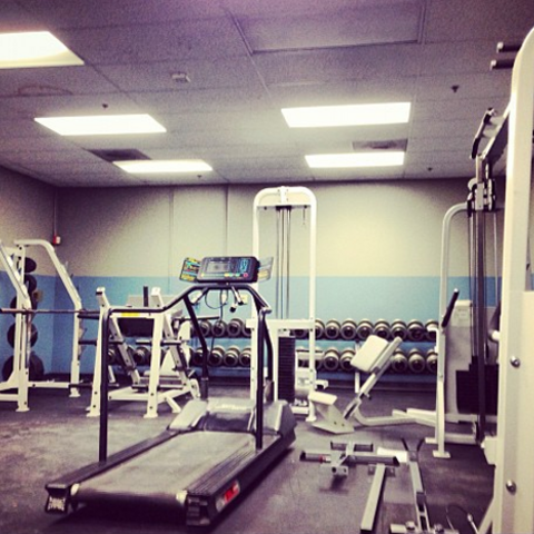 Teen Wolf Behind the Scenes - The Studio Gym